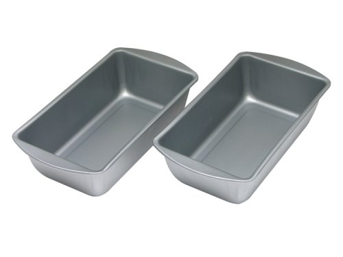OvenStuff Non-Stick Large Loaf Pan 2 Piece Set
