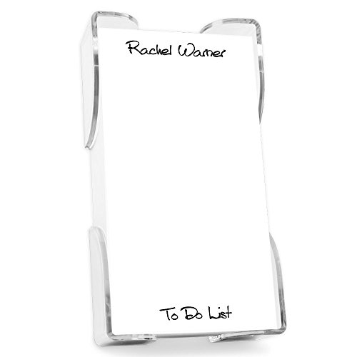 Personalized Highland List with Holder