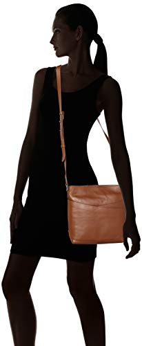 Borse Topsham tan A Charm Leather Donna Tracolla Clarks Marrone 1vEqww