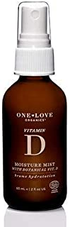 product image for One Love Organics Vitamin D Moisture Mist