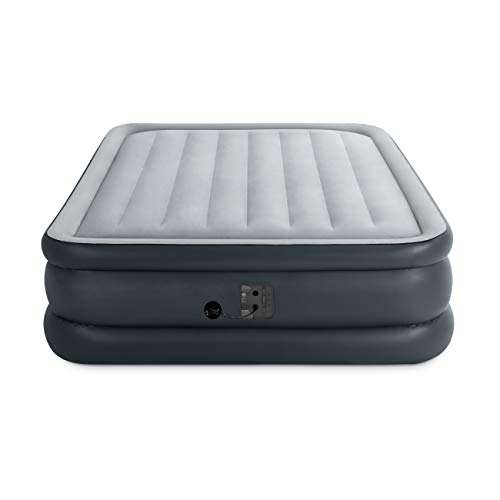 Intex 64139EP Dura-Beam Standard Series Essential Rest Airbed-Queen
