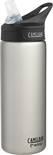 CamelBak eddy Vacuum Insulated Stainless, 20 oz, Stainless