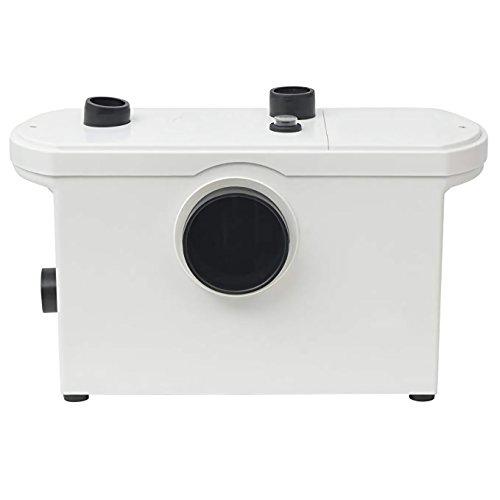 Toilet Macerating Pump,Waste Water Disposal Pump AC110V 600W High Power Toilet Macerating Pump,Pure Copper Motor Macerator ()