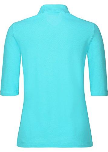 Régulier Et Haut Xa4 3 Courtes Barre Polo Sport Atoll Pf5381 Ajustement De Manches Polo Boutons Pour Coton Loisir Femmes Lacoste waOqAn