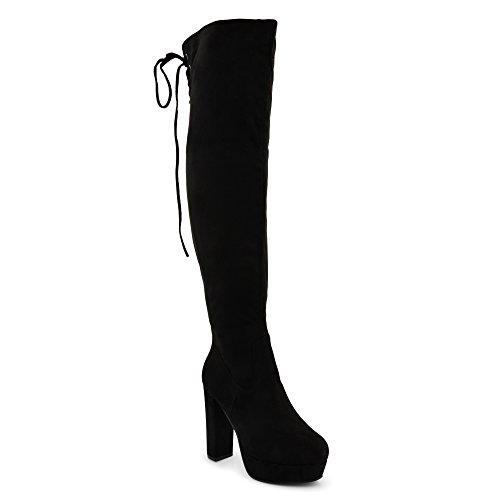 Donna Black Click Stivali Donna Black Shoes Click Stivali Shoes 5f8q78v