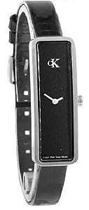 Calvin Klein K1012136 - Reloj , correa de piel de borrego color negro