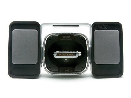 Xact XS097 Deluxe Universal Satellite Radio CD MP3 AMFM Boom