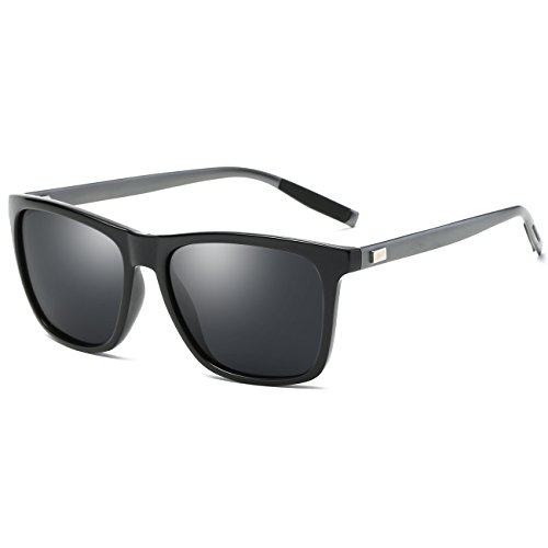 JULI Polarized Sunglasses for Men - 56 Sunglasses
