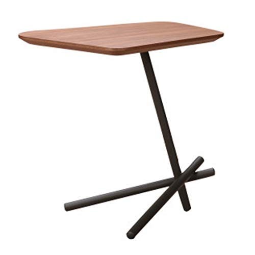 NAN Liang American Trapezoidal Iron Table Home Kitchen Table Coffee Table | Dining Table - 544455cm Folding Tables