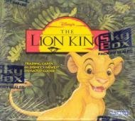 Disneys The Lion King Trading Cards Factory Sealed Box 36 Packs -  SKYBOX, 096215105784