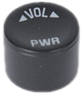 ACDelco 22690637 GM Original Equipment Power Pushbutton and Volume Control Knob