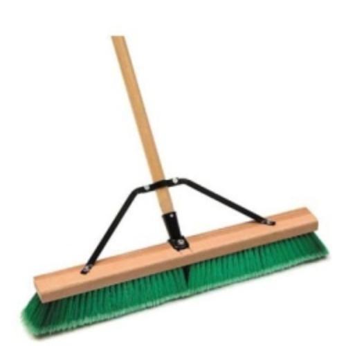 Laitner Fine Sweep Broom with Flex Connector