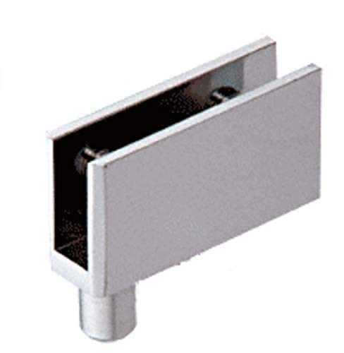 C.R. LAURENCE EH324 CRL Chrome Wide Glass Door Pivot Hinge ()