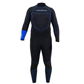 Image of AKONA 3mm Men's Quantum Stretch Full Suit Full Suits