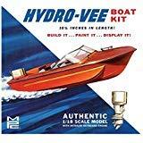 (MPC Round 2, LLC 1 18 Hydro-Vee Boat, MPC883)