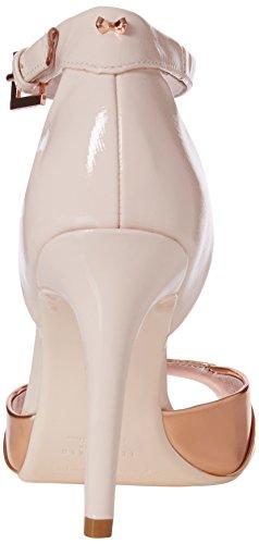 Ted Baker CAMIYL - Sandalias de vestir,  Mujer Rosa/Dorado  (Pink(Rose Gold))