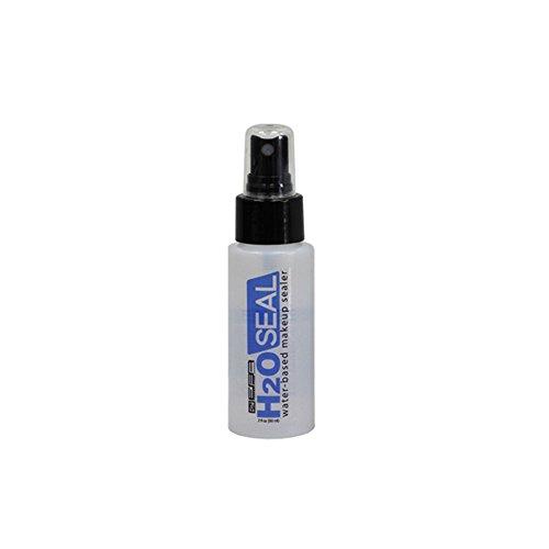 European Body Art H2O Seal Water-Based Makeup Sealer, -