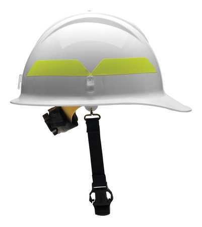 Fire Helmet, White, ()