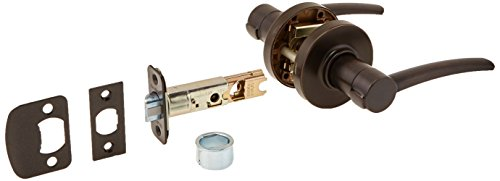 (Kwikset 720KTL-11P Katara Passage Door Lock Venetian Bronze Finish)