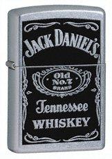 Zippo Jack Daniels Label Zippo Gift Box Windproof Genuine High Quality ()