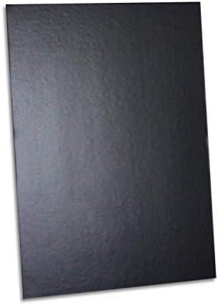 30 x 40 cm Ferrofolie selbstklebend Magstick® I Eisenhaltige Folie I roh unbeschichtet I DIY I Flexibler Haftgrund für Magnete I zum ausschneiden und basteln I mag_230
