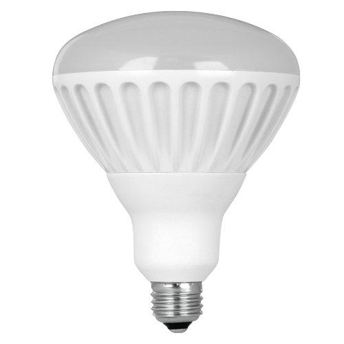 Utilitech 17-Watt (65W) BR40 Soft White (2700K) LED Flood