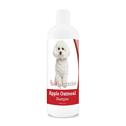 Healthy Breeds Bichon Frise Apple Oatmeal Shampoo 8 oz