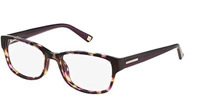 ANNE KLEIN Eyeglasses AK5032 505 Plum Tortoise
