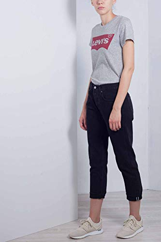 501 And Jeans Cimosa Nero Con Levi's Made Donna Crafted xS5wzXIqI