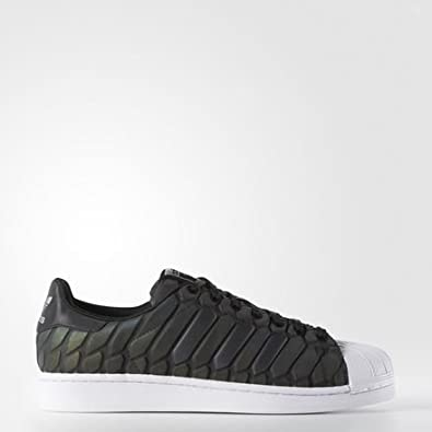 official photos e8ae7 3c798 adidas Superstar Xeno Black D69366 Size UK 12, US 12.5, EU 47 13  Amazon.co.uk Shoes  Bags