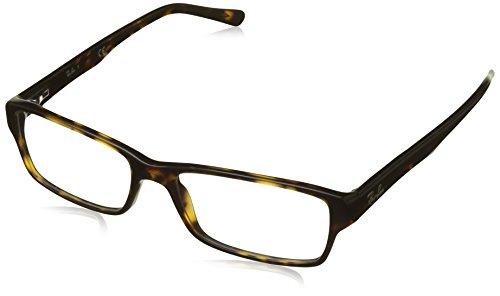 Ray Ban 5169 - Ray-Ban RX5169 Rectangular Eyeglass Frames, Tortoise/Demo