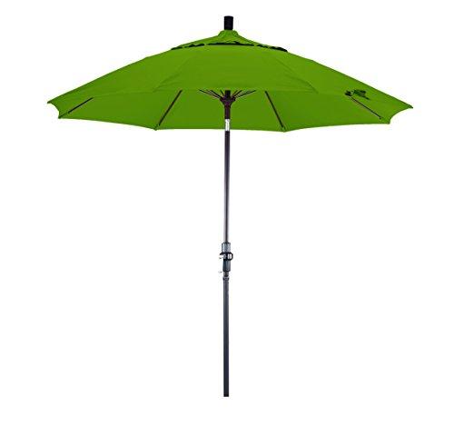Phat Tommy 11 Ft Aluminum Outdoor Patio Market Umbrella Outdoor Living Shade, Gingko