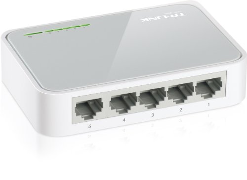 TP-LINK TL-SF1005D 5-port 10/100Mbps Desktop Switch, Best Gadgets
