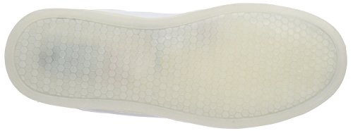 Wize & Ope Unisex-volwassenen Led-low Top Weiß (white 01)