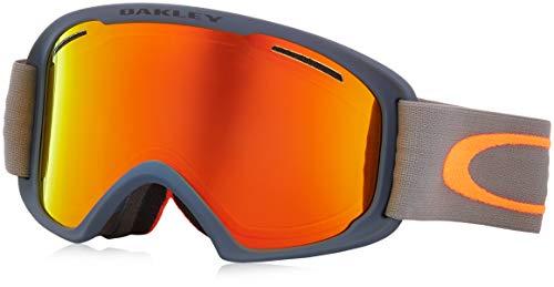 (Oakley O Frame 2.0 Snow Goggle, Forged Iron Brush, Large)