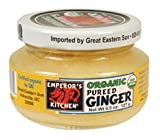 Great Eastern Sun Ginger Puree 4.5-Ounce -Pack of 12