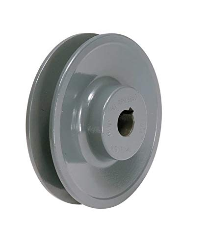1VL25-1   2 갈색으로 동등한 가변 피치 V-벨트 폴리 2.5 외부 직경 1 개의 벨트 강저