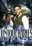 New Paramount Studio Untouchables Season 1 Volume 1 4 Discs Box Sets Television Product Type Dvd