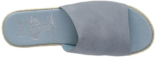 COOLWAY Women's Bory Espadrille Wedge Sandal Blue Sky ZqDGvSYmw