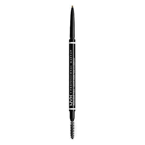 NYX PROFESSIONAL MAKEUP Micro Brow Pencil, Blonde, 0.003 Oun