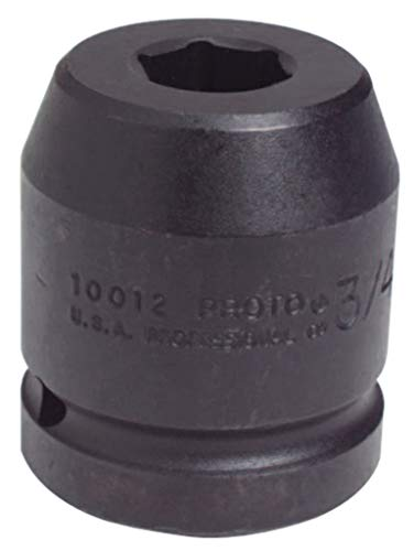 577-10036 - Description : 6-Point Sockets, Pin Locking - Proto TorquePlus Impact Sockets, 1