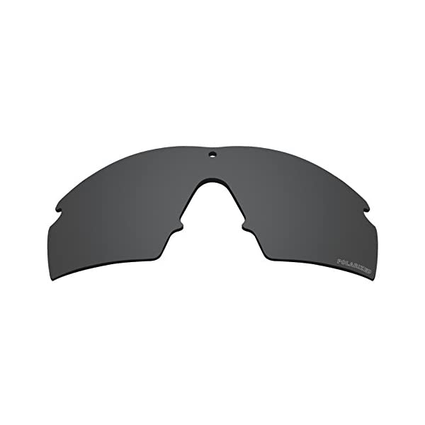 e587ebce66 Tintart Performance Replacement Lenses for Oakley Si Ballistic M Frame 2.0 Sunglass  Polarized Etched