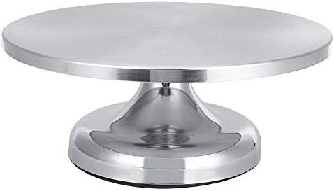 Soporte giratorio para pasteles, 30cm/11.8in Soporte doméstico ...