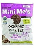 Woodstock Rice Bites - Organic - Mini Mes - Dark Chocolate - Sea Salt - 2.1 oz - case of 8