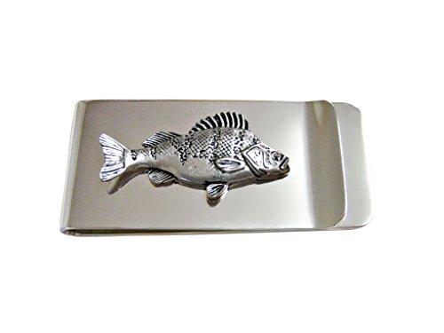 Perch Fish Money Clip