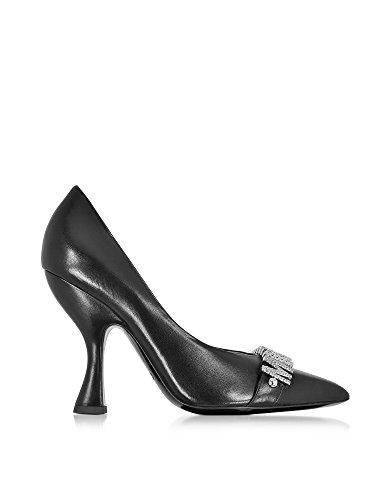 Moschino , Escarpins pour femme noir Schwarz IT - Marke Größe