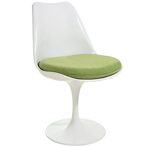 POLY & BARK EM-106-GRN Daisy Side Chair Green