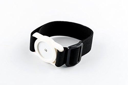 Freestyle Libre Sensor Armband (White)