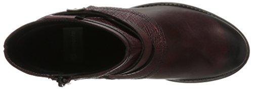 Motero Chianti Wine Mujer Vinaccia Rojo Remonte Bordeaux Botas Estilo para D8279 qytawp