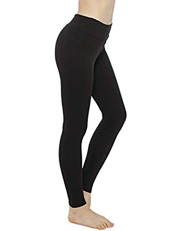 eecb30e6b2af2a Buttery Soft Leggings for Women-Regular and Plus Size Leggings w Hidden  Inner Pocket-